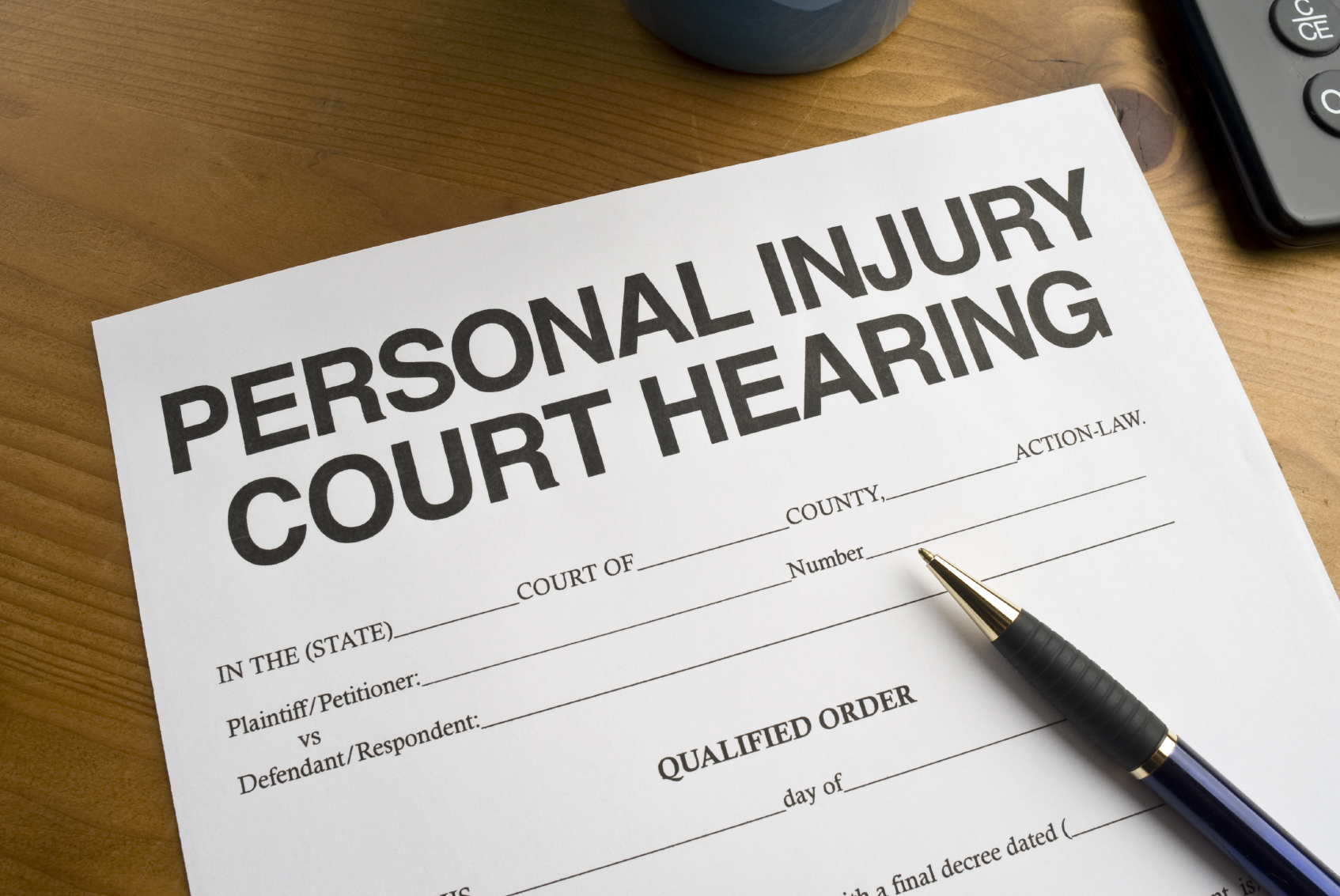 Silver Spring personal injury lawyers